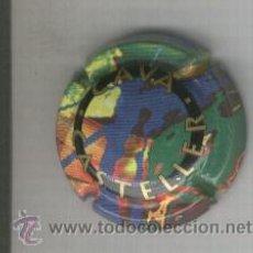 Coleccionismo de cava: PLACA DE CAVA.CASTELLER. Lote 13076338