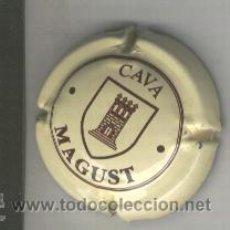 Coleccionismo de cava: PLACA DE CAVA. MAGUST.. Lote 13076428
