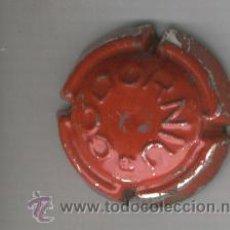 Coleccionismo de cava: PLACA DE CAVA. ESTAMPADA. CODORNIU. ANTIGUA. 962. E. ESCASSA. VARIANTE COLOR. . Lote 13101035