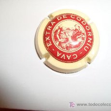 Coleccionismo de cava: PLACA DE CAVA CAVA EXTRA DE CODORNIU 3. Lote 14869007