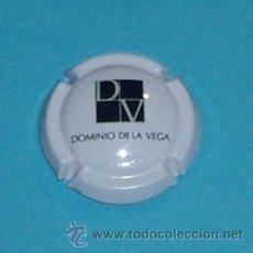 Coleccionismo de cava: PLACA DE CAVA DOMINIO DE LA VEGA. Lote 23591208