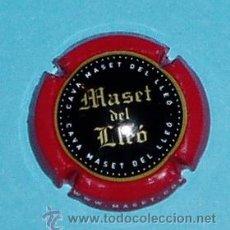 Coleccionismo de cava: PLACA CAVA MASET DEL LLEÓ. Lote 24105432