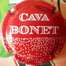 Coleccionismo de cava: PLACA DE CAVA BONET. Lote 24916636