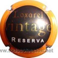 Coleccionismo de cava: PLACA CAVA LOXAREL VINTAGE RESERVA. Lote 24806200