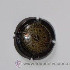 Coleccionismo de cava: PLACA CAVA CASTELL DE VILARNAU. Lote 130591858