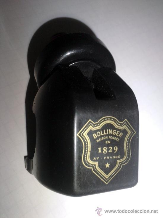 TAPON HERMETICO BOLLINGER CHAMPAGNE CAVA (Coleccionismo - Botellas y Bebidas - Cava)