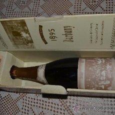 Coleccionismo de cava: BOTELLA DE CAVA 1995.. Lote 29855761