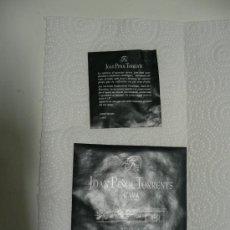 Coleccionismo de cava: ETIQUETA DE CAVA JOAN PIÑOL TORRENTS. Lote 29921345