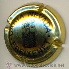 Coleccionismo de cava: 30-CHAP35. CHAPA DE CAVA. CARTA NEVADA FREIXENET. Lote 29997771