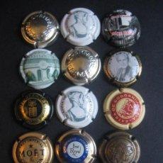 Coleccionismo de cava: CHAPA CAVA 15 UNIDADES.. Lote 31683162