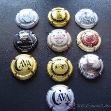 Coleccionismo de cava: PLACAS CAVA. Lote 31978580