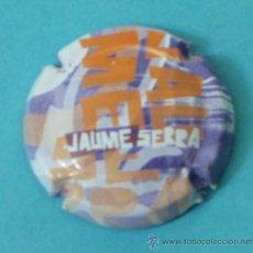 Coleccionismo de cava: PLACA CAVA JAUME SERRA. Lote 32524222