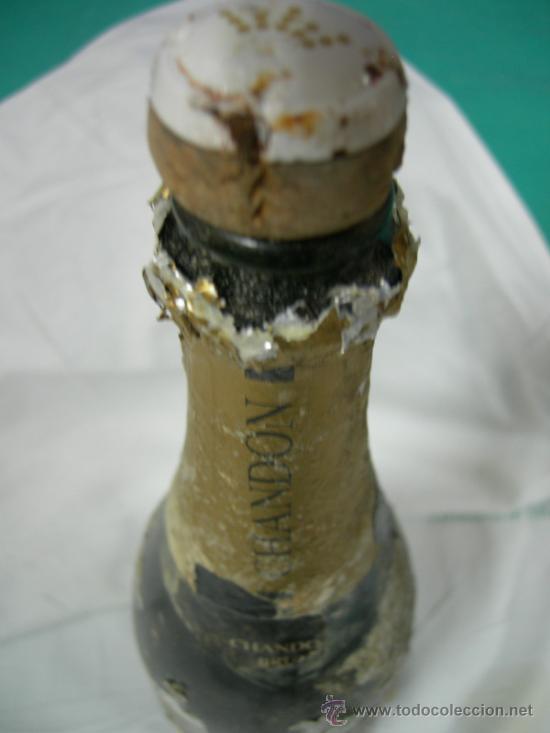 Coleccionismo de cava: ANTIGUA CHAPA CAVA MASIA CHANDON BRU - SUBIRATS - ESPAÑA - Foto 5 - 34251018