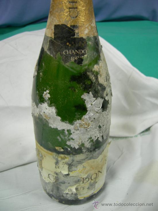Coleccionismo de cava: ANTIGUA CHAPA CAVA MASIA CHANDON BRU - SUBIRATS - ESPAÑA - Foto 6 - 34251018