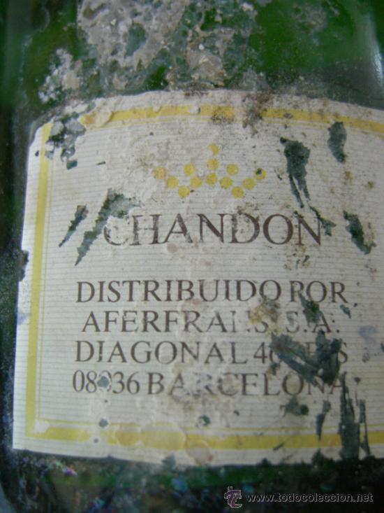 Coleccionismo de cava: ANTIGUA CHAPA CAVA MASIA CHANDON BRU - SUBIRATS - ESPAÑA - Foto 7 - 34251018