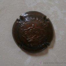Coleccionismo de cava: PLACA FUCHS DE VIDAL. CHAPA / PLACAS / CHAPAS CAVA. Lote 35326277