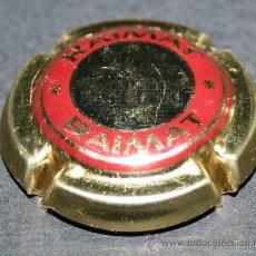 Coleccionismo de cava: PLACA DE CAVA - RAIMAT - DORADO Y ROJO. Lote 35404764