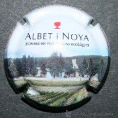 Coleccionismo de cava: PLACA DE CAVA - ALBET I NOYA. Lote 35420551