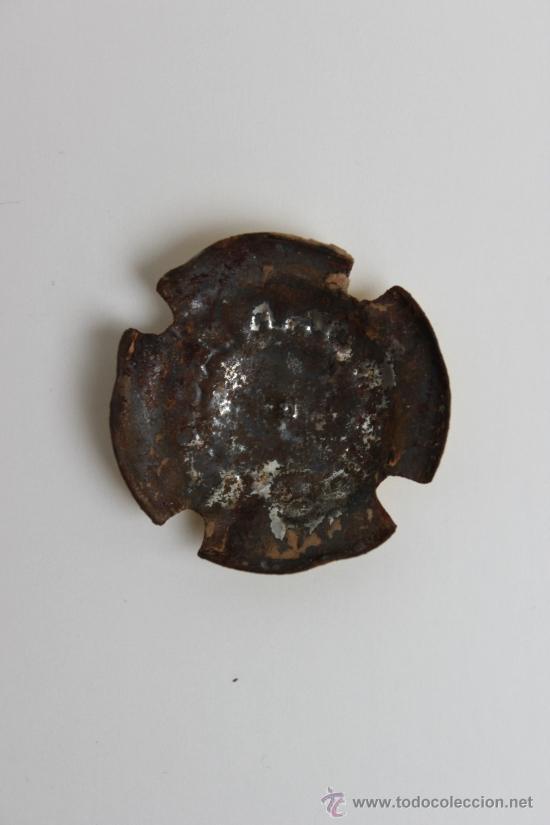 Coleccionismo de cava: CHAPA - PLACA CAVA ENTALLADA SANTACANA ROIG ( CAVAS ) - Foto 2 - 36644214