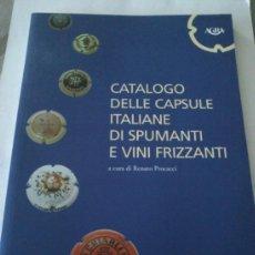 Coleccionismo de cava: CATALOGO DE PLACAS DE CAVA ITALIANO DEL AÑO 2000.. Lote 36733530