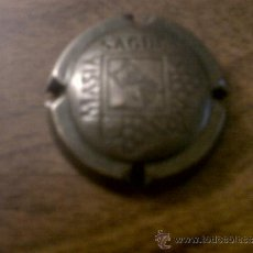 Coleccionismo de cava: PLACA CAVA MASIA SAGUÉ-LOTE DE 50 UNIDADES. Lote 36972176