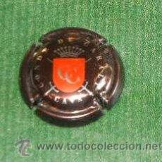 Coleccionismo de cava: PLACA CAVA - CONDE DE CARALT. Lote 130592414