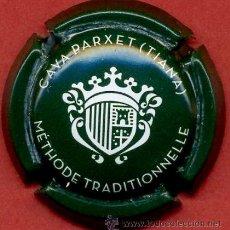 Coleccionismo de cava: PLACA DE CAVA - PARXET. Lote 39392241