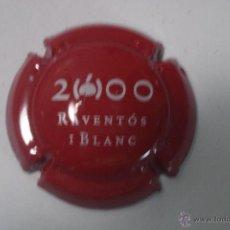 Coleccionismo de cava: PLACA DE CAVA RAVENTÓS I BLANC.. Lote 40534137
