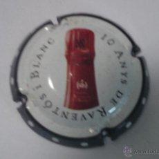 Coleccionismo de cava: PLACA DE CAVA RAVENTÓS BLANC.. Lote 40534175