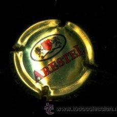 Coleccionismo de cava: PLACA DE CAVA ARESTEL. Lote 41497924