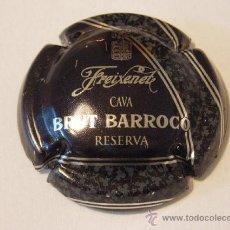 Coleccionismo de cava: PLACA DE CAVA FREIXENET BRUT BARROCO. Lote 42996817