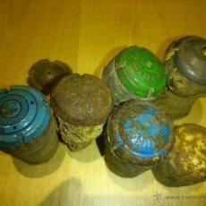 Coleccionismo de cava: LOTE DE PLACAS DE CAVA. Lote 47208225