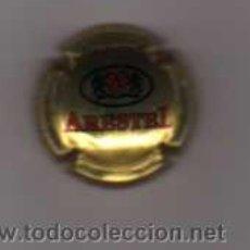 Coleccionismo de cava: PLACA DE CAVA - ARESTEL. Lote 48226774
