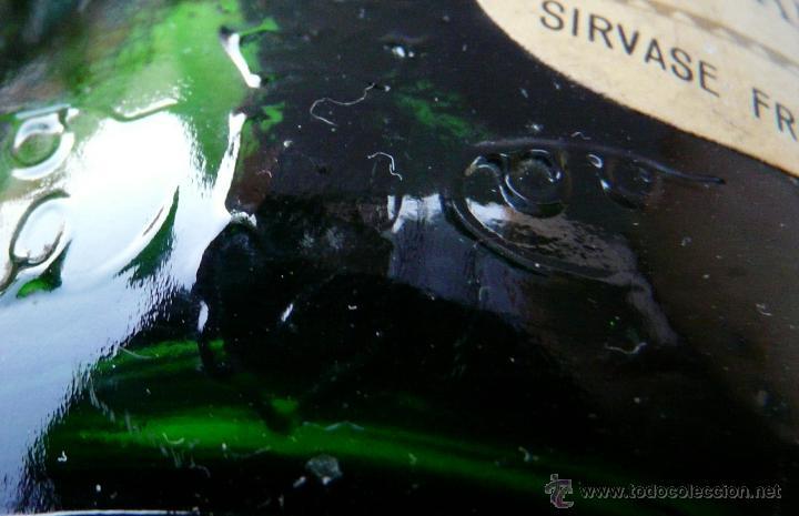 Coleccionismo de cava: BOTELLA VINTAGE DOM YAGO - RIOJA SANTIAGO - HARO VINO ESPUMANTE ROSADO - Foto 7 - 53089636