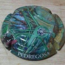 Coleccionismo de cava: PLACA CAVA PEDREGOSA. Lote 53486555
