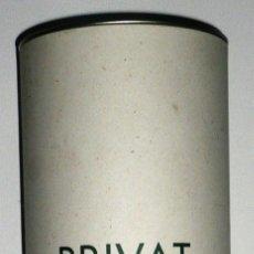 Coleccionismo de cava: CAJA REDONDA VACIA DE BOTELLA DE CAVA MARCA PRIVAT CAVA. ACABAT DE DEGOLLAR RESERVA BRUT NATURE . Lote 53601211