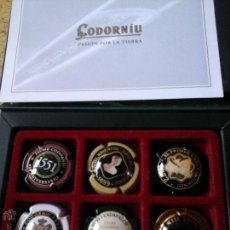 Coleccionismo de cava: CORONILLAS EXCLUSIVAS CODORNIU. Lote 50966108