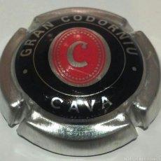 Coleccionismo de cava: PLACA CAVA GRAN CODORNIU. Lote 58556586