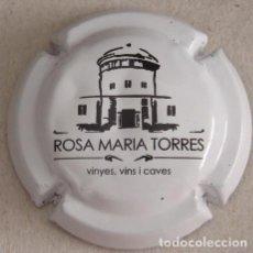 Coleccionismo de cava: PLACA CAVA ROSA MARIA TORRES. Lote 62736420