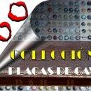 Coleccionismo de cava: LOTE COLECCIÓN DE 180 PLACAS DE CAVA CON 30 MODELOS DISTINTOS EL ALBUM Y 5 HOJAS VER FOTOGRAFIAS. Lote 68005081