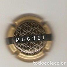 Coleccionismo de cava: PLACA DE CAVA - MUGUET. Lote 246540965