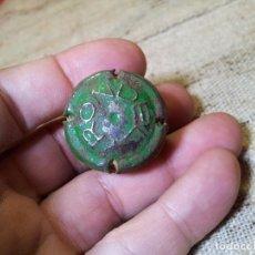 Coleccionismo de cava: ANTIGUA PLACA DE CAVA RONDEL.. Lote 68769221