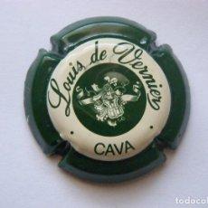 Coleccionismo de cava: PLACA DE CAVA LOUIS DE VERNIER Nº VIADER 1535. Lote 71669771