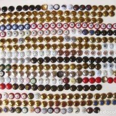 Coleccionismo de cava: GRAN LOTE DE 296 TAPONES DE CAVA O CHAMPAN - PLACA - PLACAS. Lote 73080111