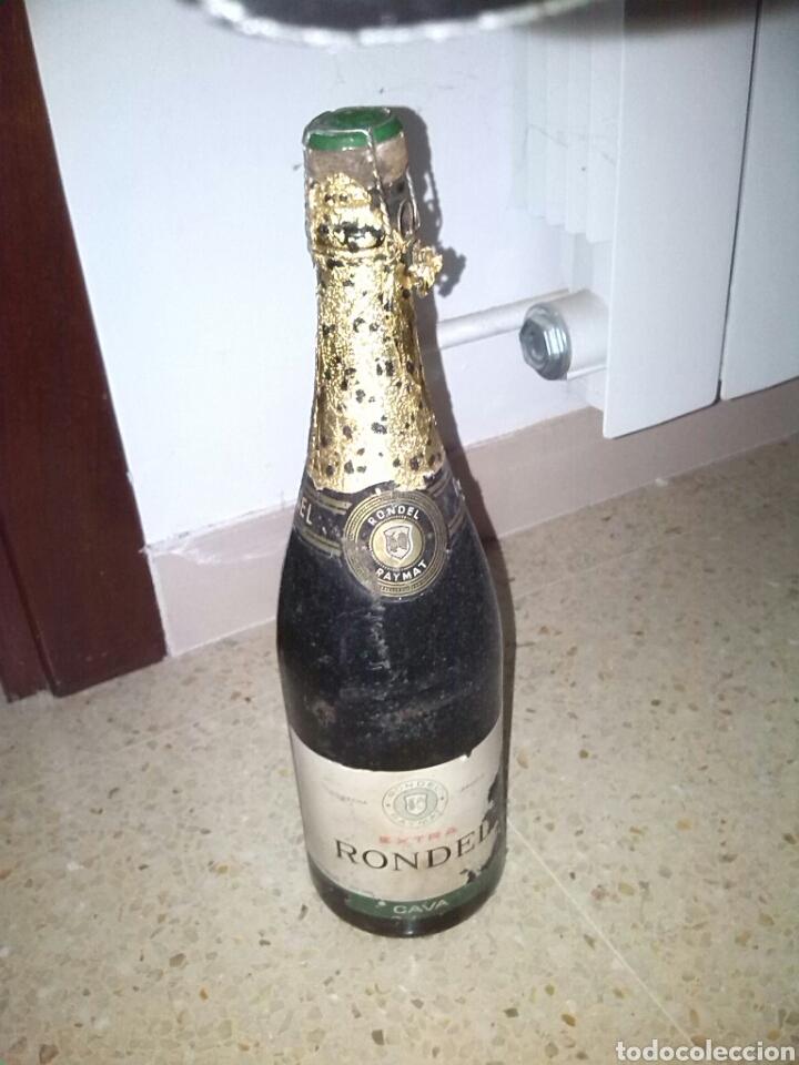 Coleccionismo de cava: Botella cava rondel - Foto 2 - 75464237