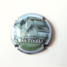 Coleccionismo de cava: PLACA DE CAVA HERETAT MAS TINÉLL - RESERVA ESPECIAL. Lote 80194877