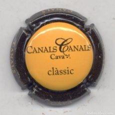 Coleccionismo de cava: PLACA CAVA CANALS CANALS - ECCR099665 CHAPA XAPA CAPSULE. Lote 82954012