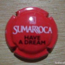 Coleccionismo de cava: 1 PLACA DE CAVA SUMARROCA HAVE A DREAM DIFICIL PLACAS / CHAPA / CHAPAS / CAPSULE. Lote 164583756