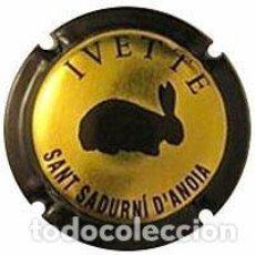 Coleccionismo de cava: PLACA DE CAVA IVETTE 105678. Lote 87549728