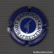 Coleccionismo de cava: PLACA DE CAVA FREIXENET - BRUT BARROCO -. Lote 91366345